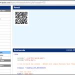 變動資料+彩色 QR Code