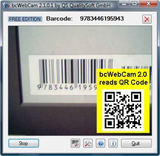 bcWebCam-Capture