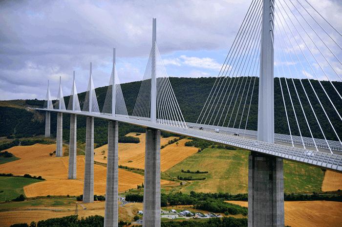Millau-Viaduct 橋