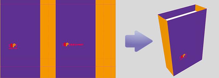 手提袋 3D PDF