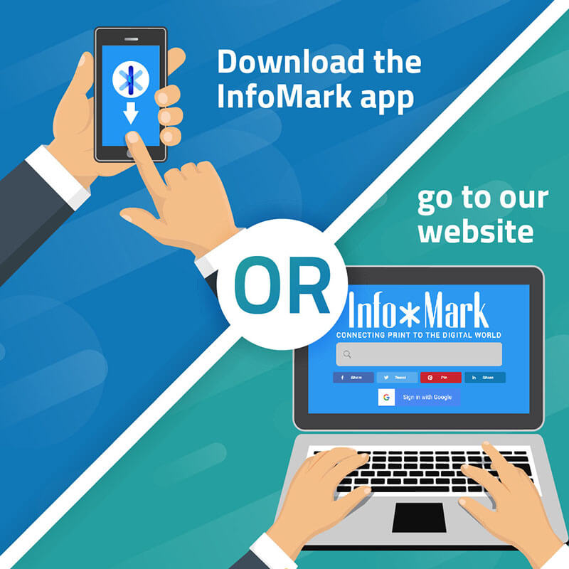 InfoMark 想要取代 QR Code