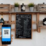 QR Code 取代餐廳菜單